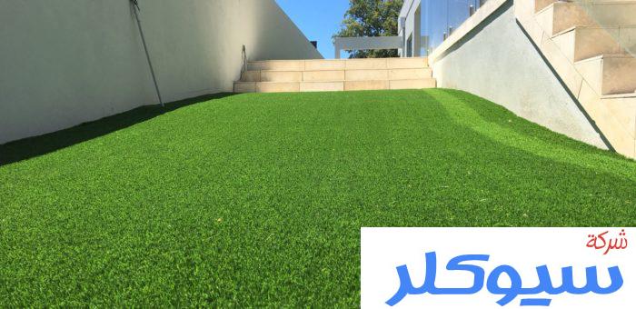 شركة تركيب وتوريد العشب الطبيعي بالدمام