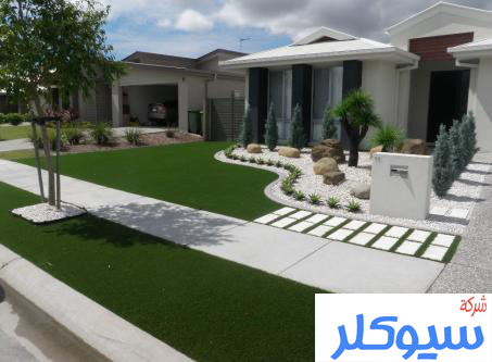 شركة تركيب وتوريد العشب الطبيعي بالمدينة المنورة