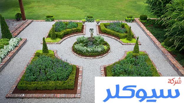 شركة تصميم حدائق بالمدينة المنورة