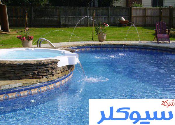 شركة تصميم شلالات بالمدينة المنورة