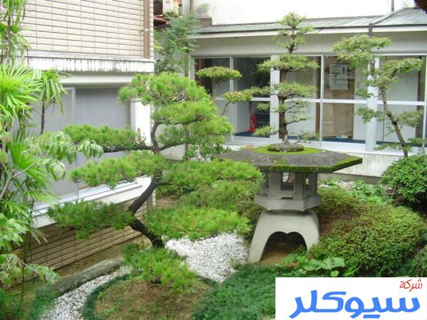 شركة تصميم حدائق بجدة