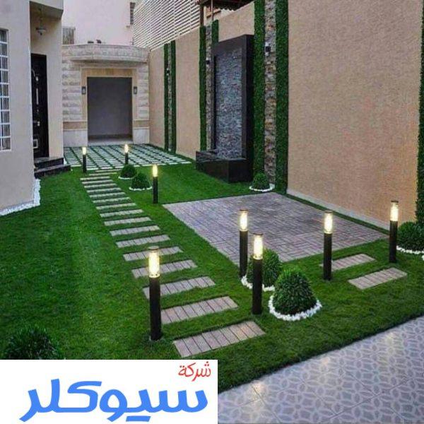 مصمم حدائق بالطائف