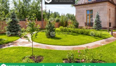 محلات تنسيق حدائق بجدة